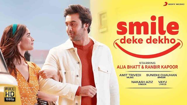 Smile Deke Dekho Lyrics - Sunidhi Chauhan, Nakash Aziz