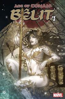 """Cómic: """"Age of Conan: Belit"""" llega a Marvel Cómics"""
