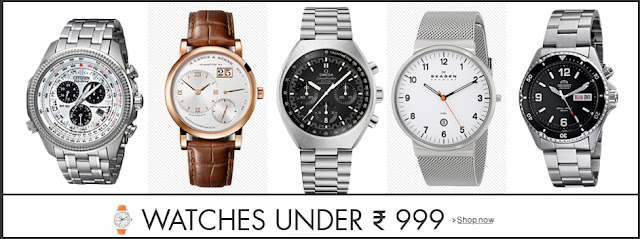 Buy Watches Under Rs 1000 For Men And Women