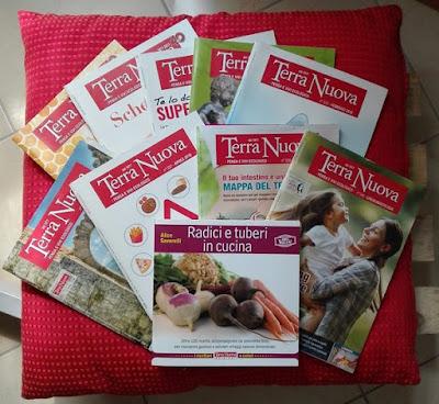 Una rivista di ecologia, decrescita, vita biologica: rinnovo abbonamento
