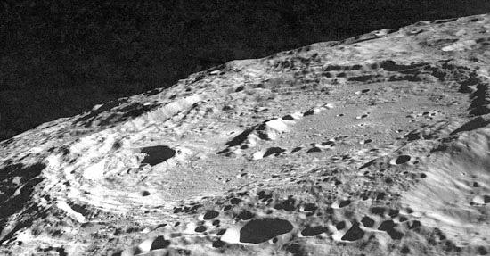 Lua pode ter se formado bem depois do que se achava