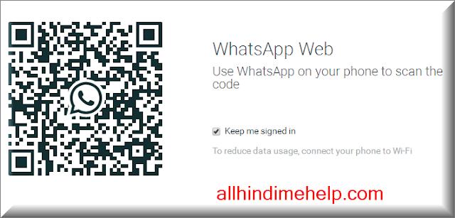 use whatsapp on laptops