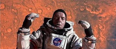 """Adegan di film """"Mission to Mars"""", menggambarkan astronot yang mati di antariksa"""