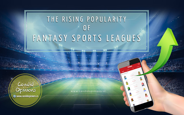 The Rising Popularity Of Fantasy Sports Leagues