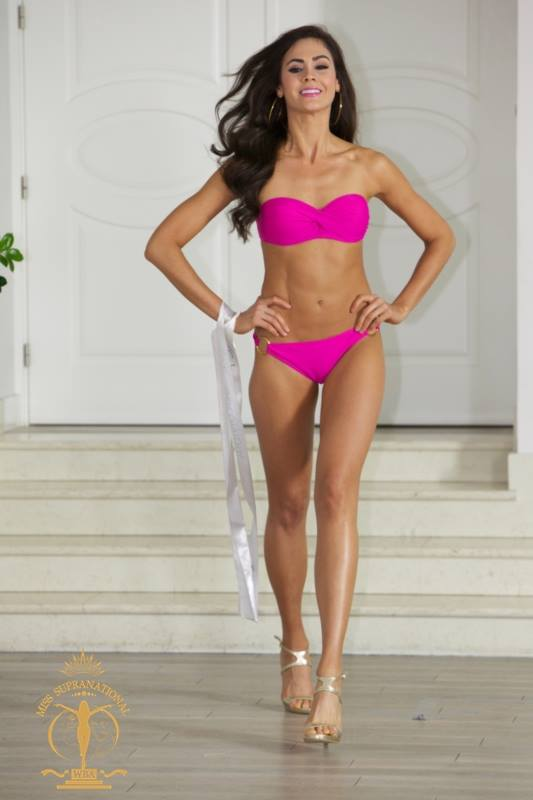 Top 10 Best Beautiful Body Miss Supranational 2015