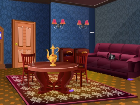 EightGames Mystery Vintage House Escape Walkthrough