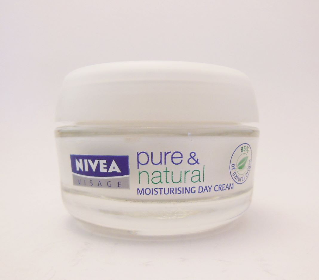 Nivea Visage S Pure Natural Moisturising Day Cream