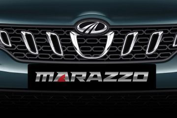 All New 2018 Mahindra Marazzo Grille