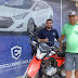 Exclusive Gold entrega moto 0km a associado em Amaraji