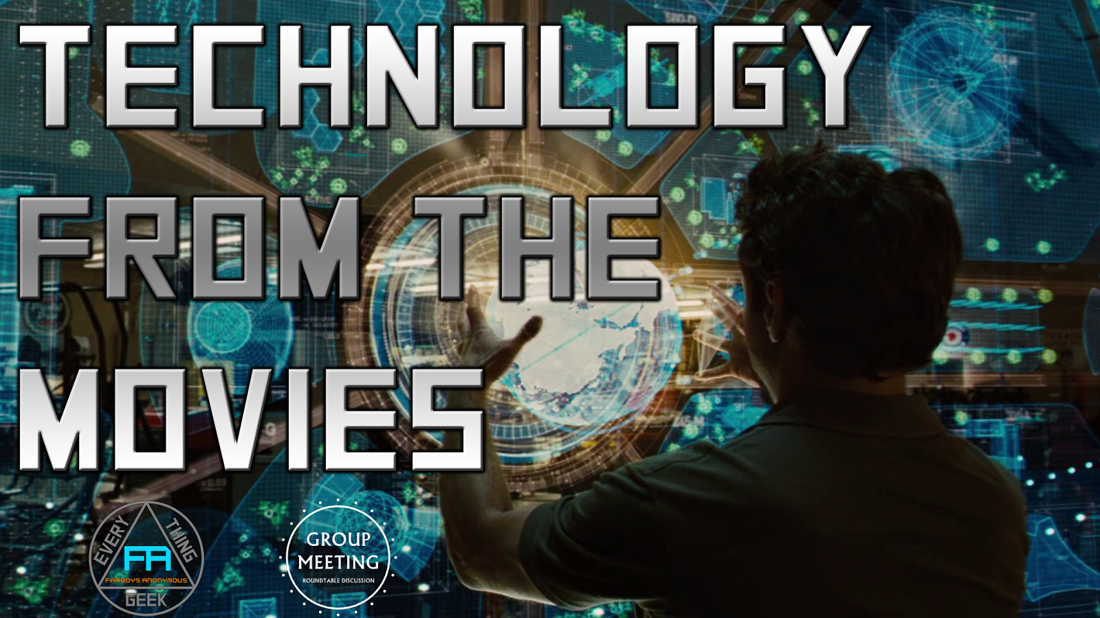 Cool movie technology examples from films