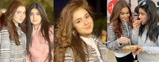 Latest Clicks of Syeda Tuba Aamir from Eat Karachi Festival