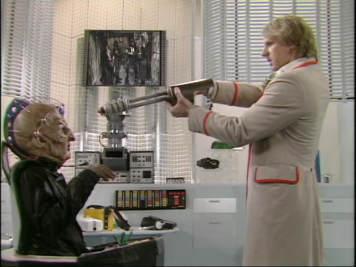 Death Star PR: The Doctor is the Worst Pacifist Ever