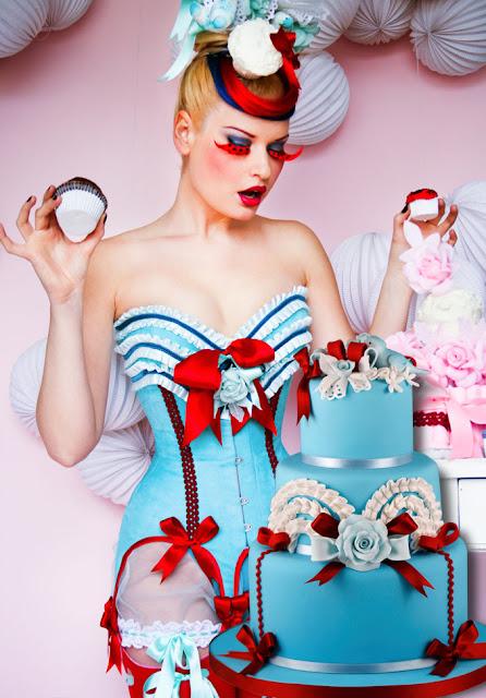 tartas Maya Hansen  Cakes Haute Couture