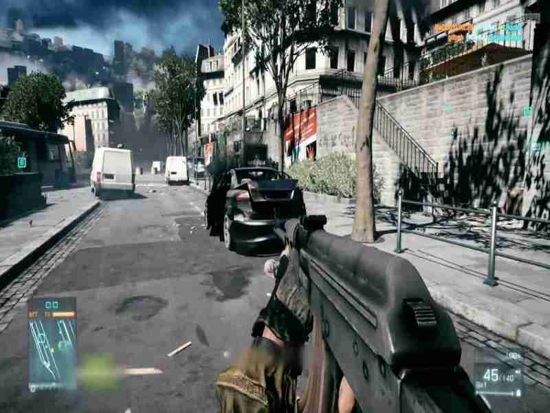 how to play battlefield 3 multiplayer pc