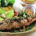 Hương vị không thể cưỡng lại của cá lóc nướng trui