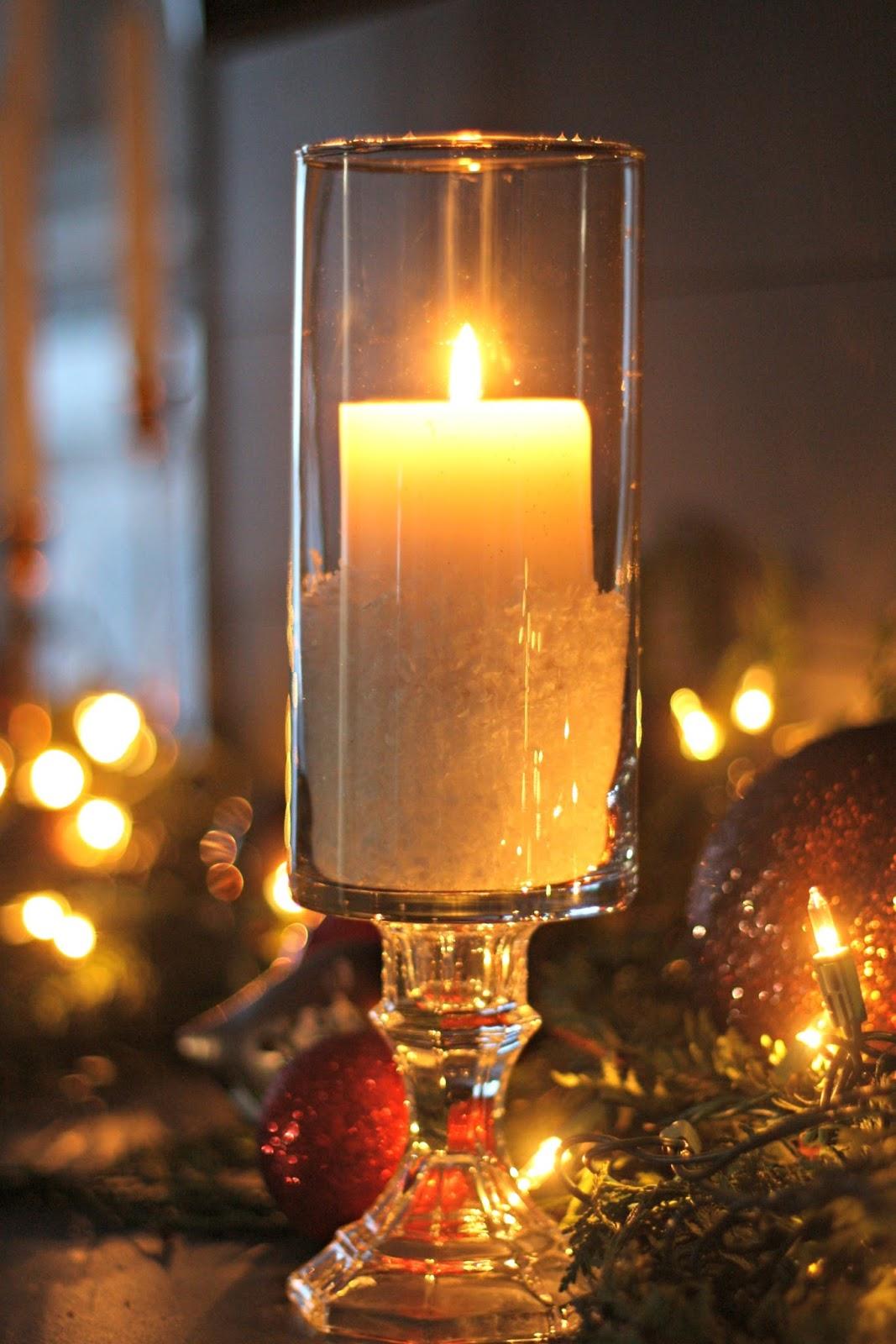 Beautiful DIY pedestal candles (using dollar store items ...