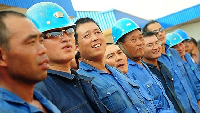 Soal Tenaga Kerja China di Indonesia