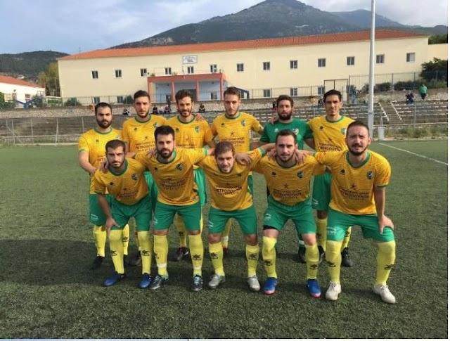 ΚΑΛΟΝΕΡΟ ΧΩΡΑ 2-0 ΣΤΗΝ Α1' ΤΟΠΙΚΗ