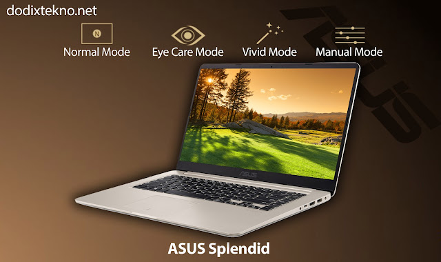 Asus Splendid for VivoBook S15 S510UQ