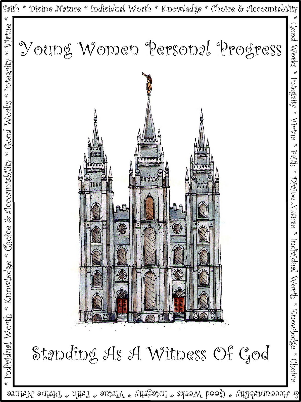 Lds Binder Covers