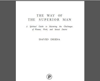 The Way of the Superior Man by David Deida Download eBook in PDF