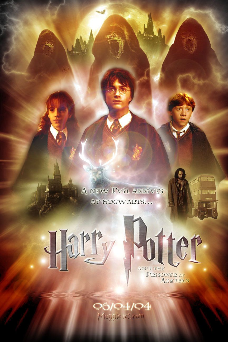 Movie Lovers Reviews Harry Potter And The Prisoner Of Azkaban 2004 The Series Darkens