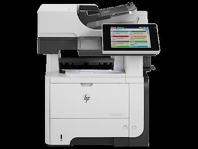 get driver HP LaserJet Enterprise 500 MFP M525f