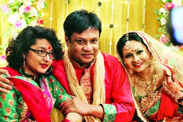 marriage of bangladeshi stars