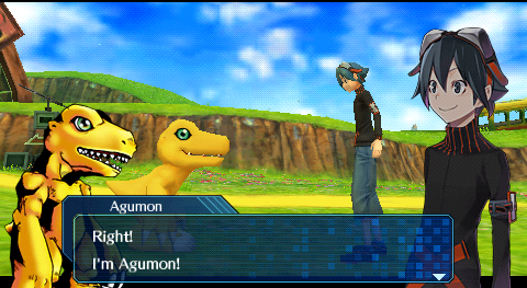 Digimon World Re:Digitize Full ENG Patched PSP GAME ISO Screenshot 3