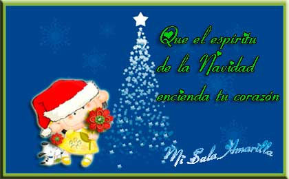 Mi Sala Amarilla Mensaje Para Esta Navidad