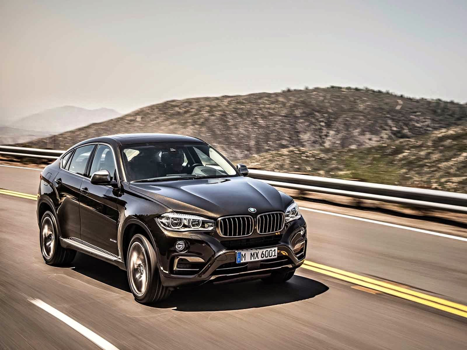 BMW X6 HD Image