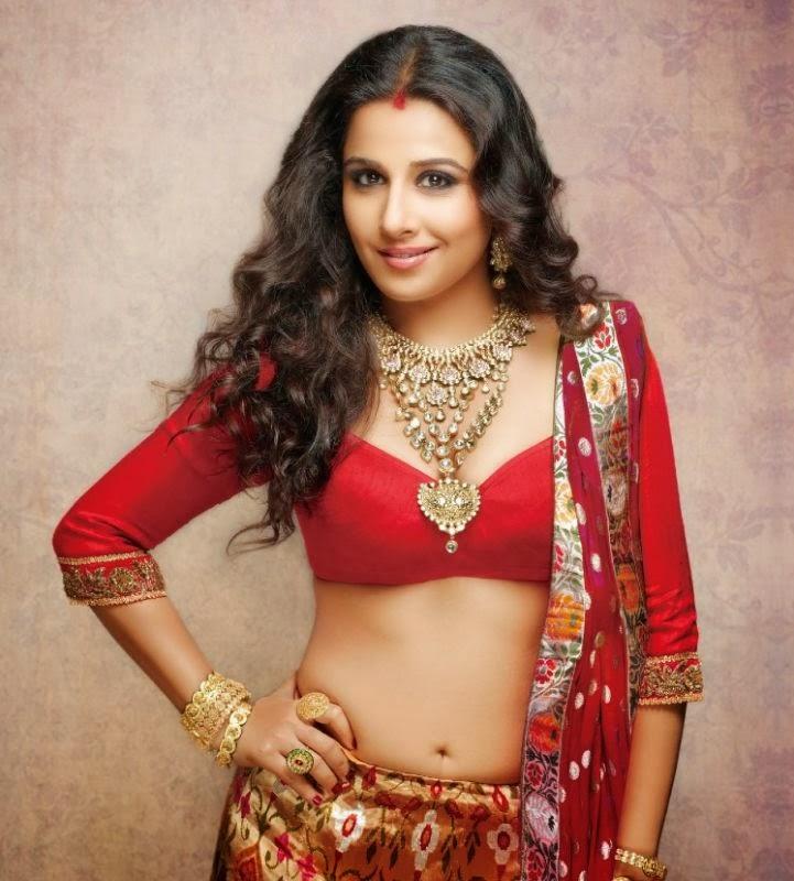 Bollywood Actress Vidya Balan Hot Sexy Photos-4124