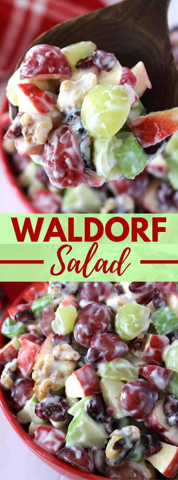 WALDORF SALAD #healthydiet #dietmenu