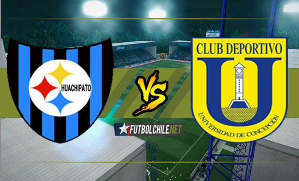 Huachipato vs Universidad de Concepción