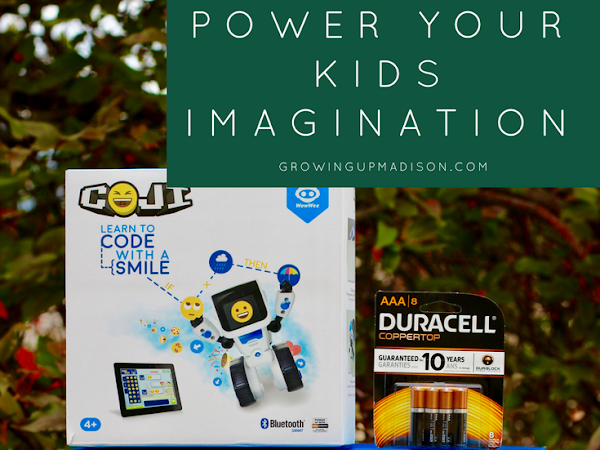 WowWee CHiP and COJI Powered by Duracell - #PowerImagination