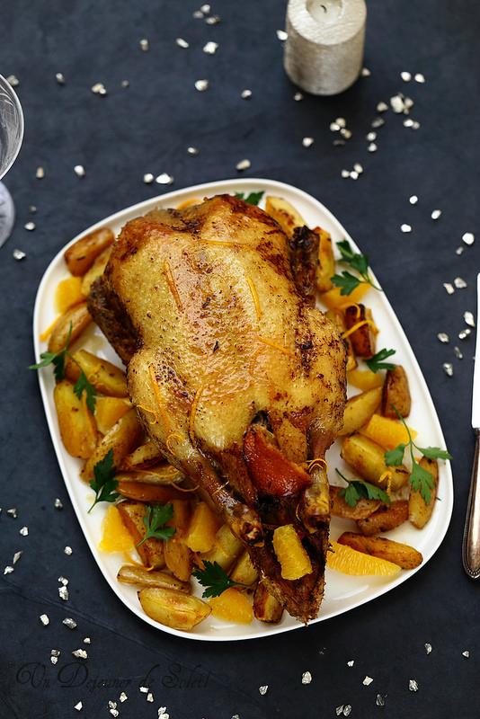 Volailles de fête : comment les choisir et les cuisiner. Recettes (canard)