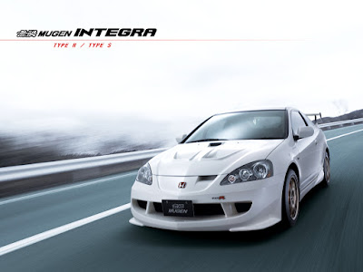 Honda Integra Type R Dc5 Specifications