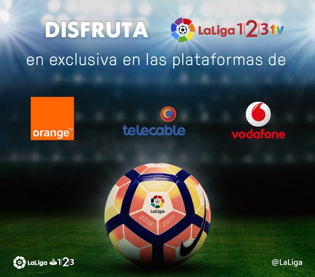 La Liga 1|2|3 ya tiene canal exclusivo