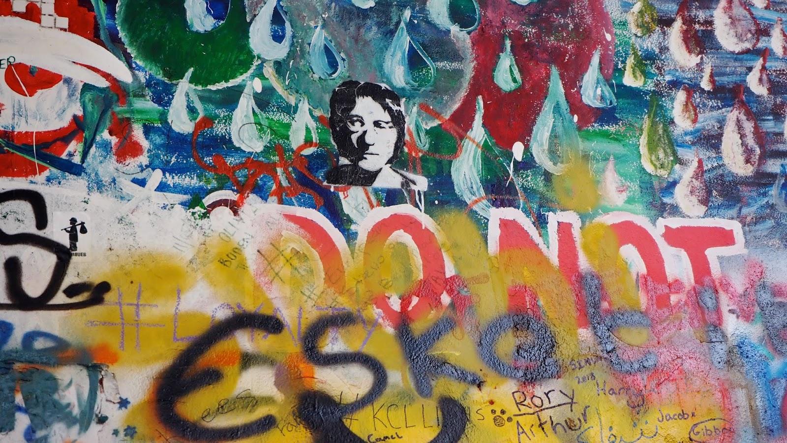 John Lennon Graphiti