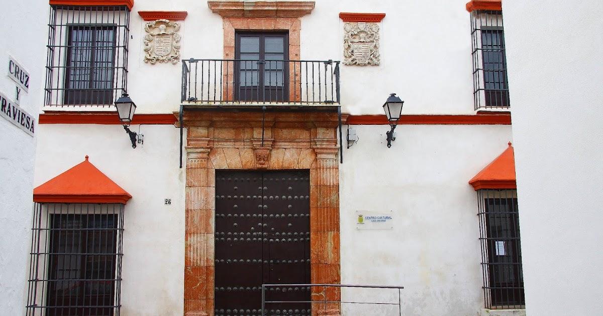 Historia De Bornos Casa Ordoñez