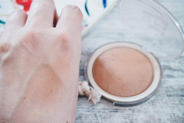 Sommer Favoriten Teint Catrice Sun Glow Mineral Bronzing Powder