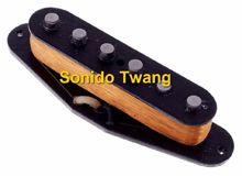 Sonido Twang o Tañido de las Pastillas Sencillas o Single Coil para Guitarra Eléctrica