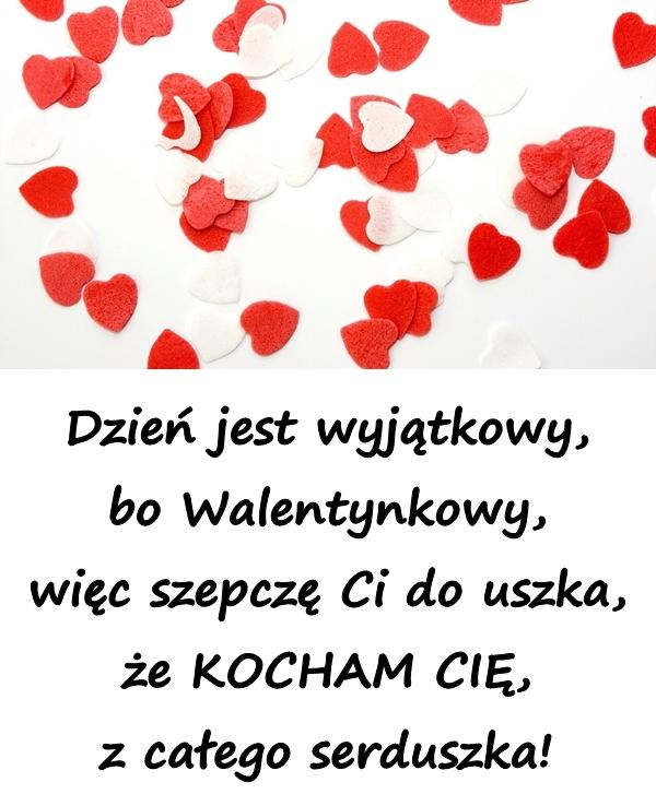 życzenia Walentynkowe Kocham Cię Z Całego Serduszka Xdpedia