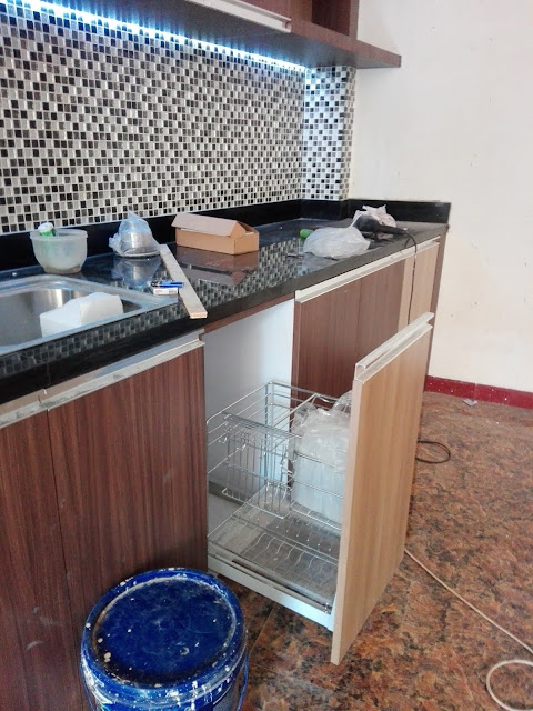 Rak Piring Kitchen set