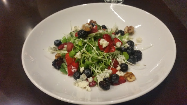 Spring Berries Salad