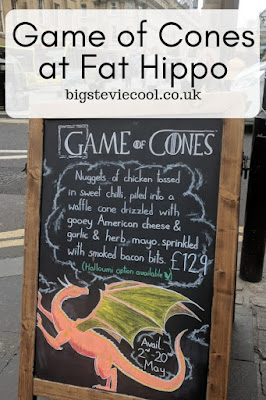 Game of Cones at Fat Hippo Underground | Newcastle