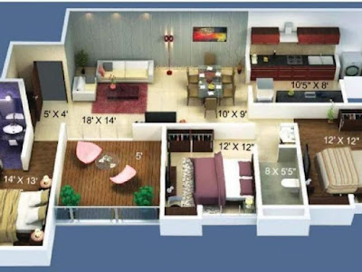 Piramal Mulund Floor Plan