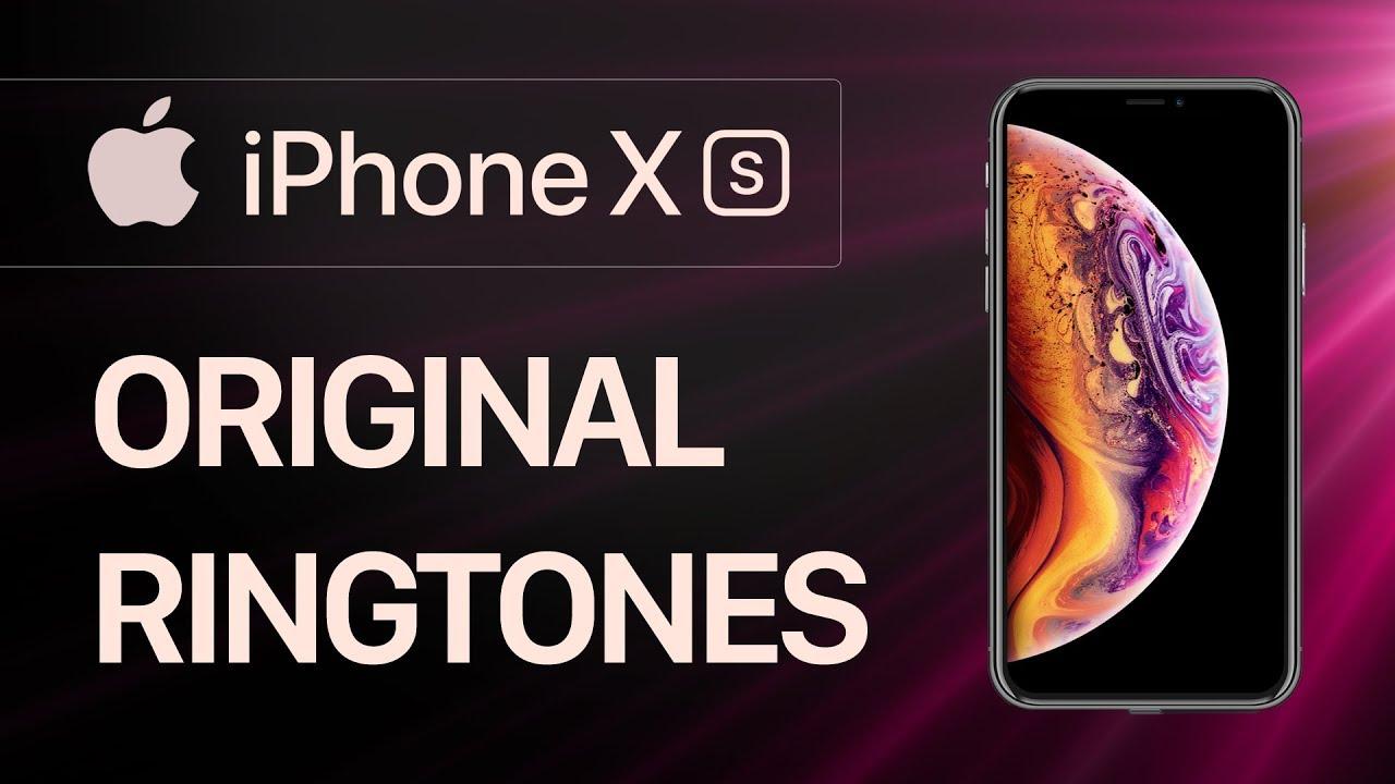 mp3 ringtone iphone x