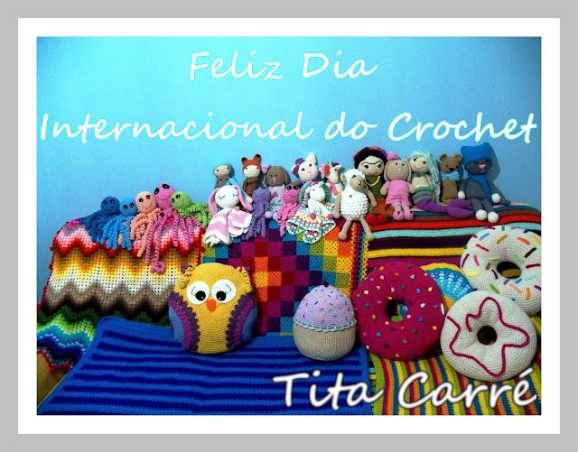 feliz dia do crochet