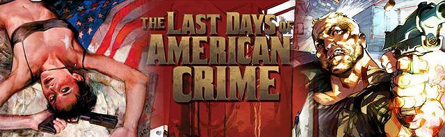 Last Days Of American Crime Trailer